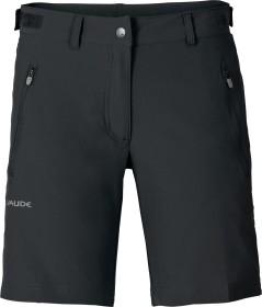 VauDe Farley Stretch Hose kurz schwarz (Damen) (40381-010)