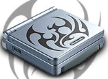 Nintendo Game Boy Advance SP Tribal (GBA)