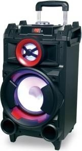 Conceptronic Wireless Party Speaker with Light (CSPKBTBASSCROWD)