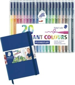 Staedtler triplus color 323 My Tropical sortiert, 20er-Set (323 SB20SB)