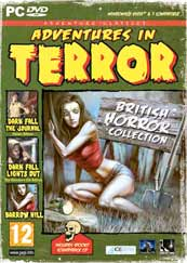 Adventures in Terror - British Horror Collection (English) (PC)