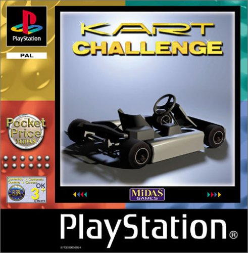 Kart Challenge (PS1) -- via Amazon Partnerprogramm