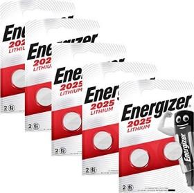Energizer CR2025, 2er-Pack