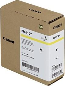 Canon Tinte PFI-110Y gelb (2367C001)