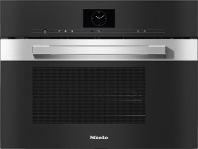 Miele DGM 7640 steamer with microwave stainless steel (11106620)
