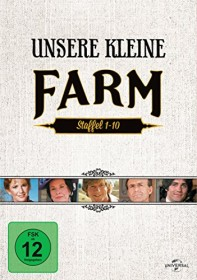 Unsere kleine Farm Box (Season 1-10) (DVD)