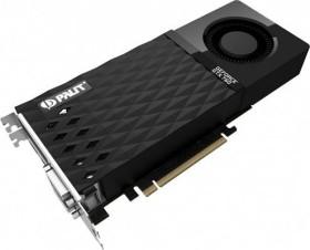 Palit GeForce GTX 760, 2GB GDDR5, 2x DVI, HDMI, DP (NE5X76001042-1042F)