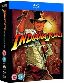 Indiana Jones - Complete Adventures (Blu-ray) (UK)