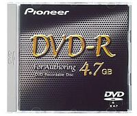 Pioneer DVS-R4700SP DVD-R Authoring 4.7GB