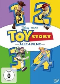 Toy Story Box Teil 1-4