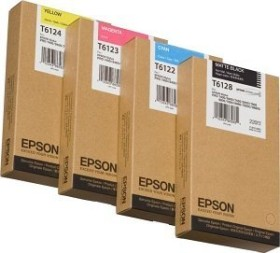 Epson Tinte T6122 cyan (C13T612200)