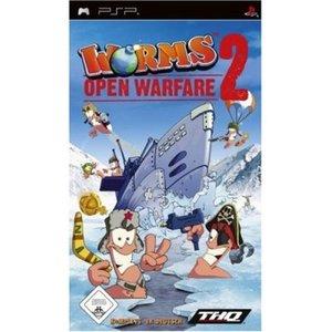 Worms - Open Warfare 2 (deutsch) (PSP)