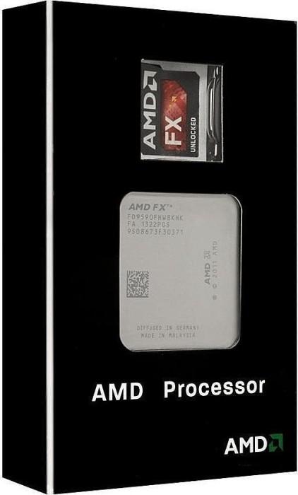 AMD FX-9370, 8x 4.40GHz, boxed ohne Kühler (FD9370FHHKBOF)