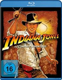 Indiana Jones Box (movies 1-4) (Blu-ray)