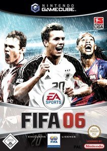 EA Sports FIFA 06 (German) (GC)