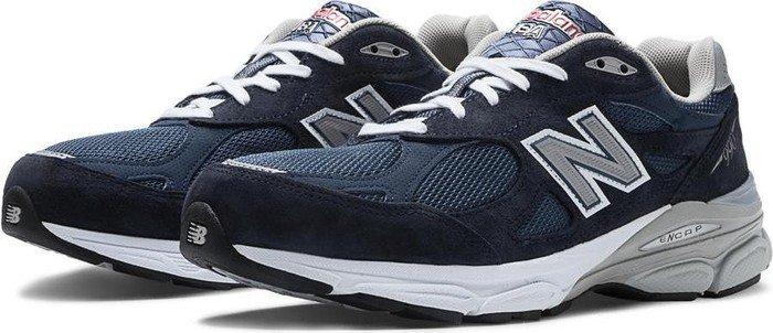 new balance 990 navy blue