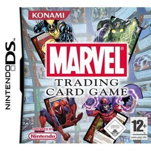 Marvel Trading Card Game (angielski) (DS)