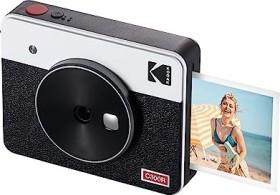 Kodak Mini Shot 3 Combo Retro weiß (C300RW)
