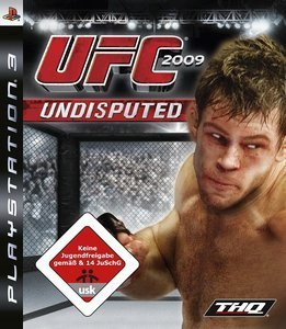 UFC 2009 - Undisputed (deutsch) (PS3)