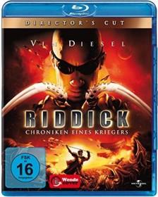 Riddick - Chroniken eines Kriegers (Blu-ray)