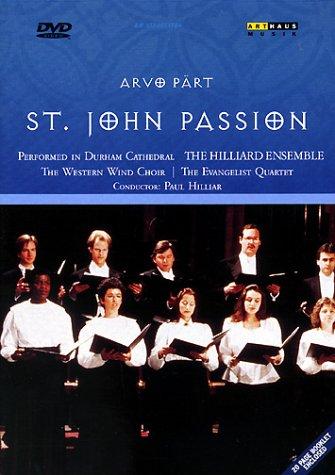 Arvo Pärt - Johannes-Passion -- via Amazon Partnerprogramm