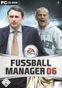 EA Sports Fußball Manager 06 (deutsch) (PC)