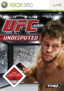 UFC 2009 - Undisputed (deutsch) (Xbox 360)