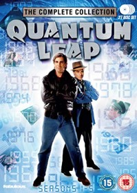 Quantum Leap Box (Season 1-5) (DVD) (UK)