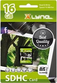 Xlyne SDHC 16GB, Class 10 (7316000)