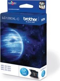 Brother Tinte LC1280XLC cyan