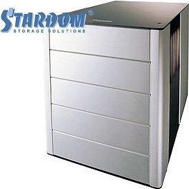 "RaidSonic Stardom U7-4-U3, 5.25"", SCSI/SCSI (80345)"
