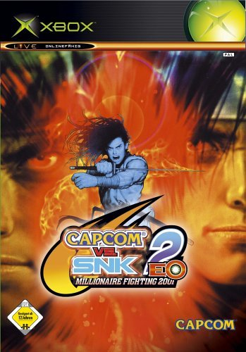 Capcom vs. SNK 2: EO (German) (Xbox) -- via Amazon Partnerprogramm