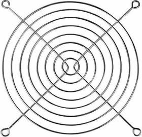 InLine Lüftergitter 120mm verchromt (33370)