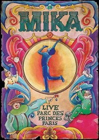 Mika - Live in Parc Des Princes, Paris