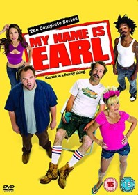 My Name Is Earl Box (Season 1-4) (UK)