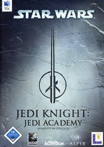 Star Wars: Jedi Knight 3 - Jedi Academy (German) (MAC)