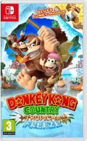 Donkey Kong Country: Tropical Freeze (Download) (Switch)