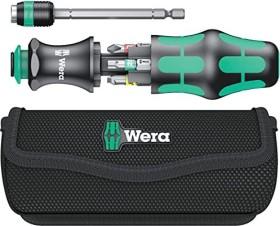 "Wera Kraftform Compact 20 Tool finder 1 magazine-screwdriver set 1/4"", 6-piece. (05051016001)"