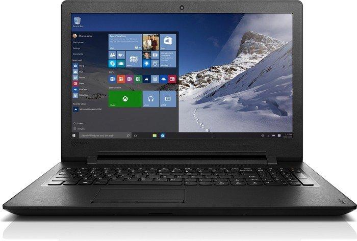 Lenovo Ideapad 110-15ISK, Core i7-6500U, 8GB RAM, 256GB SSD, 1920x1080 (80UD00V6GE)