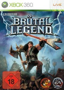 Brütal Legend (deutsch) (Xbox 360)