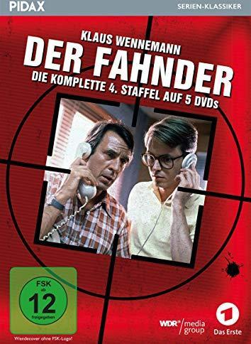 Der Fahnder Staffel 4 -- via Amazon Partnerprogramm