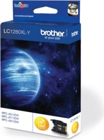 Brother Tinte LC1280XLY gelb