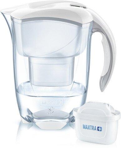 Brita Elemaris with meter XL water filter jug white -- via Amazon Partnerprogramm