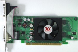 Palit GeForce 8400 GS, 256MB DDR2, VGA, DVI, TV-out (NE28400SFHD26)