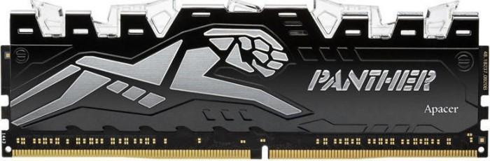 Apacer Panther Rage Illumination DIMM 8GB, DDR4-2666, CL16-16-16-36 (EK.08G2V.GEJ)