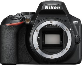 Nikon D3500 schwarz Body