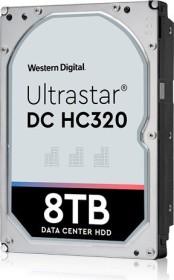 Western Digital Ultrastar DC HC320 8TB, TCG, 512e, SATA 6Gb/s (HUS728T8TALE6L1/0B36410)