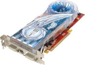 HIS Radeon X1950 XT IceQ 3 Turbo, 256MB DDR3, 2x DVI, ViVo (H195XTQT256DV-R)