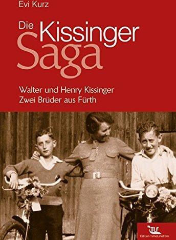 Die Kissinger Saga -- via Amazon Partnerprogramm