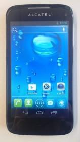 Alcatel One Touch OT-997D schwarz